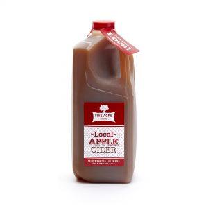 Local Apple Cider Half Gallon