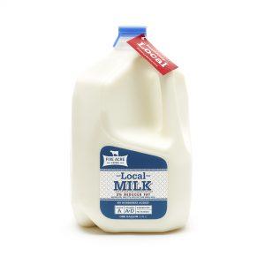 Local Reduced Fat Milk Gallon