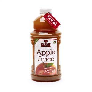 Local Apple Juice Bottle - Five Acre Farms