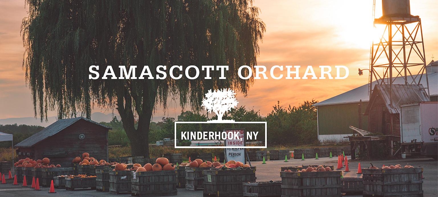 Samascott Orchard - Kinderhood, NY
