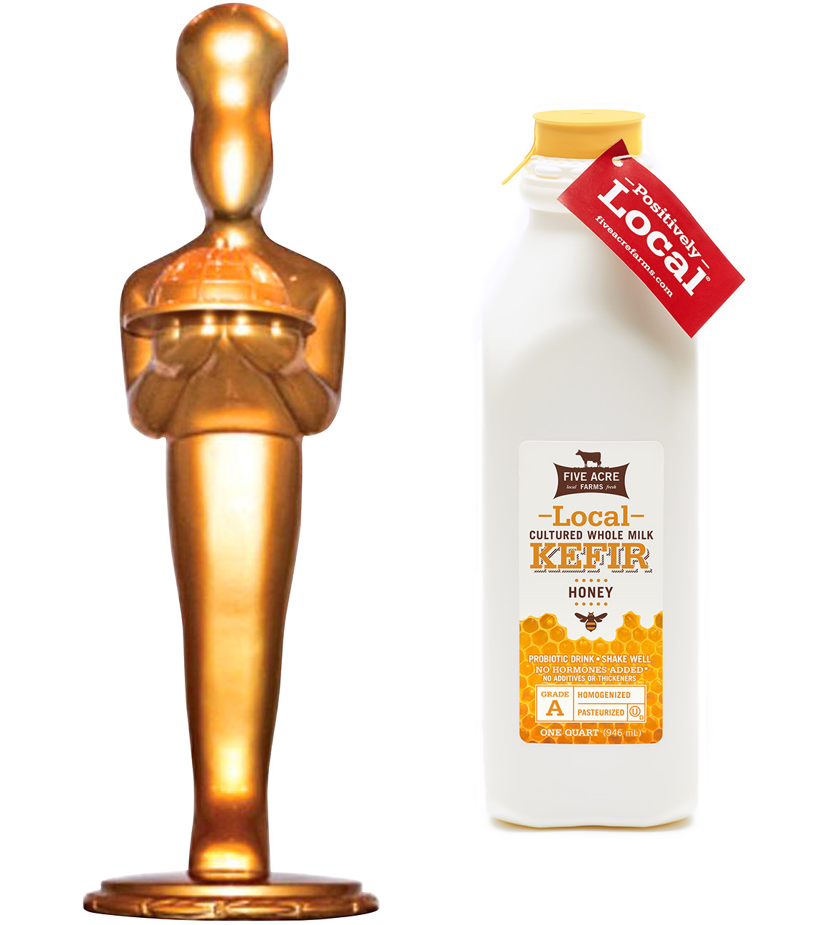 Award winning kefir - Sofi Award